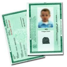 Como tirar a primeira identidade do seu filho